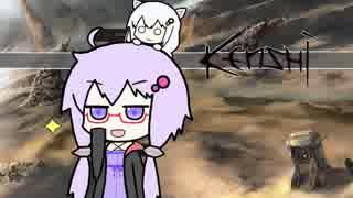 【Kenshi】腹ペコゆかりさんのKenshi世界観光part3【VOICEROID、CeVIO実況】