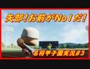 【パワプロ2019】名将甲子園をゆっくり実況する#3【名将甲子園】