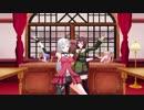 【MMD】生徒会室で暴れるたまちゃん【アイドル部】