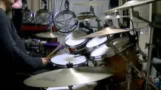 【Drum Cover】Mr.Children シーラカンス【Creambadge】