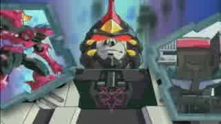 トランスフォーマーカーロボット海外版のOP