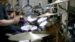 Cowboy Bebop - Call Me Call Me (Drum Cover)