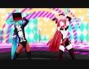 【MMD】ミクとルカで恋ダンス【逃げ恥】