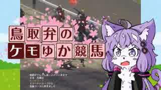 【クリフジ牝系で】鳥取弁のケモゆか競馬 part1【中央競馬界を粉砕する】
