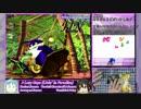 ソニックアドベンチャーDX ビッグ編 2P/1C RTA 12:38.34 感想動画
