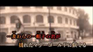 【ニコカラ】マリーゴールド《あいみょん》(Off Vocal)±0