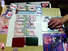 【カードゲーム】東方ナンバースマッシュ対戦 紅魔郷デッキVS妖々夢デッキラスト【その4】