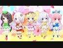 【女の子5人で】プリキュア5,スマイルgo go!【歌ってみた】