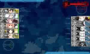 【E-3甲ラスト】アリューシャン列島沖【発動!友軍救援「第二次ハワイ作戦」】