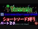 [Terraria+MOD] ショートソード縛りEX パート20 [ゆっくり実況]