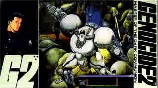 【GENOCIDE2】Endless Roadを本気出して作ってみた【PC-8801】