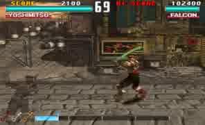 【転載TAS】 鉄拳3 鉄拳フォースモード 吉光 in 3:20.88