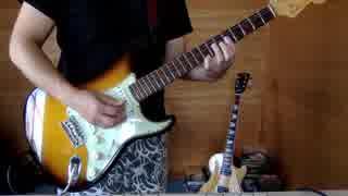 B'z『マジェスティック』ギター弾いてみた