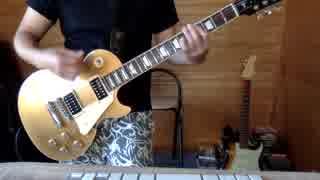B'z『兵、走る』フル ギター弾いてみた