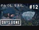 #12 【DAYS GONE】ナイフとバットでサラの墓標を守る男。【ゆっくり実況】