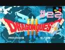 【DQ3】ドラゴンクエスト3 #22 私、かわいいばぁちゃんになりたい。【実況】
