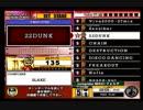 beatmania III THE FINAL - 340 - 22DUNK (DP)