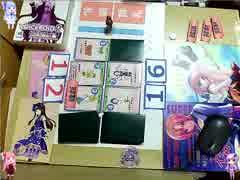 【カードゲーム】東方ナンバースマッシュ対戦 地霊殿デッキVS星蓮船デッキ【その8】
