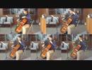 【魔法少女まどか☆マギカ】サントラをメドレーで演奏してみた【チェロ】