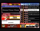 beatmania III THE FINAL - 381 - Deep Clear Eyes (complete MIX2 ANOTHER DP)