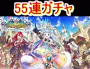 白猫プロジェクト ジルベスタ物語ガチャ 55連神引き!