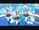 【初音ミク】イツデモフワリ。【MMD】1080p