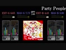 【GITADORA】Party People【Tri-Boost】