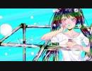 【初音ミク】シャボン玉と青空【オリジナル曲】