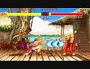 スト2(Rainbow)バルログPlay