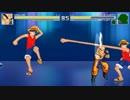 格闘ゲームmugen 1対2変則マッチ 田中真弓