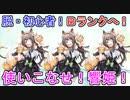【リンクスリングス】脱!初心者!CランクからBランクへの道!おすすめキャラ!【響姫】#3