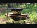 【ゆっくり】焚き火1・大洗キャンプ場【焚くだけ】