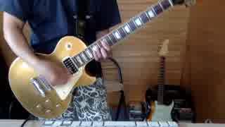 B'z『WOLF』フル ギター弾いてみた