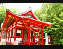 【SEROW】バイクで神社を巡ろう12~大穴持神社~