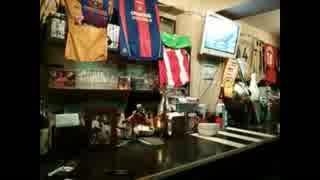 ファンタジスタカフェにて 松屋であった話 サッカーバートーク