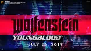 【E3 2019】新作「Wolfenstein Youngblood – Official E3 2019 Trailer」