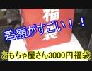 おもちゃ屋本舗の三千円福袋の中身がお得すぎた
