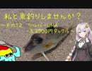 第37位:私と魚釣りしませんか?~その13 シルバーUMA&3000円タックル~