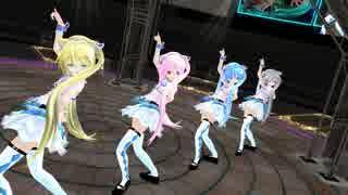 【MMD】 Aliceあぴ4人で ♪ KiLLER LADY REMIX ♪ [1080P]