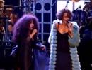 ホイットニー・ヒューストン - アイム・エヴリ・ウーマン duet with チャカ・カーン (1999)