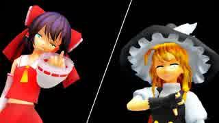【第11回東方ニコ童祭】レイマリでKILLER B