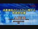 『消費増税の「リスク」に関する有識者会議(その2)』藤井聡AJER2019.6.18(x)