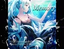 Memory/U-Ma Feat.初音ミク【オリジナル】