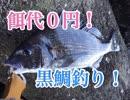 近所の海でクロダイ釣り♪【もっち釣動組合♯51】