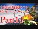【キンスレ】 女性英雄縛りでゆる~くプレイ Part14