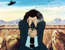 ルパン三世 PART2 第99話 荒野に散ったコンバット・マグナム