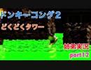 □■スーパードンキーコング2を姉弟で協力実況 part12【姉弟実況】
