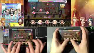 【デレステ】TAKAMARI☆CLIMAXXX!!!!!【mas+】 Lv30 置AP持FC