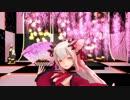 【MMD】周防パトラで千本桜