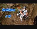 【DirtRiders】アタック林道と雨の山【#10】